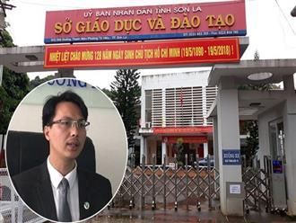 Gian lận điểm thi ở Sơn La: Cần xem xét truy cứu trách nhiệm hình sự tội đưa nhận hối lộ