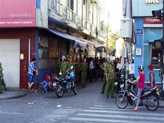 TP.HCM: Nhóm giang hồ chém 2 người phụ nữ bán sinh tố ở phố Tây nhập viện