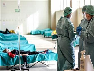Giây phút cuối cùng của bệnh nhân qua đời vì Covid-19