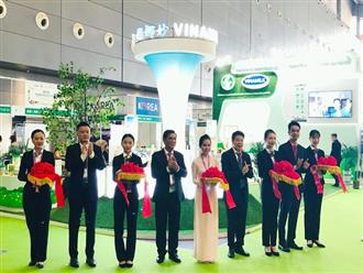 Giới thiệu sản phẩm Vinamilk tại Trung Quốc, ngành sữa Việt Nam tự tin mang chuông đi đánh xứ người