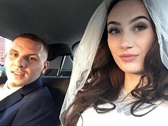 Giữa đám cưới, cô dâu bất ngờ vỡ ối, đi đẻ khi khách mời còn đang ăn uống