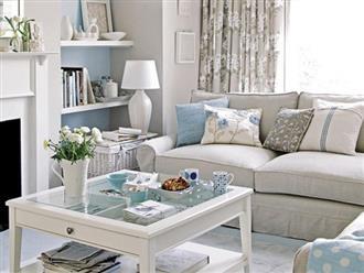 9 cách làm hiệu quả nhất giúp cho phòng khách nhà bạn thật nổi bật