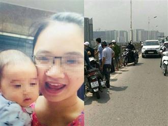 Hà Nội: Mẹ trẻ ôm con bỏ đi, gia đình nghi có dấu hiệu trầm cảm khẩn thiết đăng tin tìm kiếm