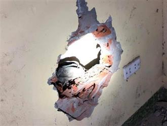 Hà Nội: Người dân bàng hoàng phát hiện bé trai còn nguyên dây rốn nghi bị mẹ ném giữa khe tường