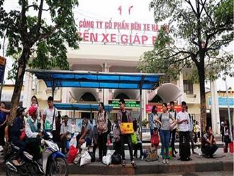 Hà Nội triển khai 72 chốt xử lý tình trạng ùn tắc trong dịp Tết Nguyên đán