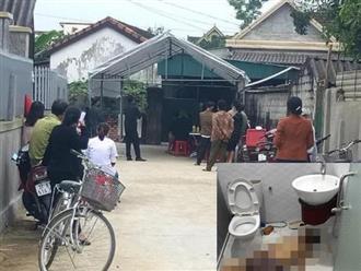 Hà Tĩnh: Người dân bàng hoàng phát hiện người phụ nữ tử vong bất thường trong nhà tắm