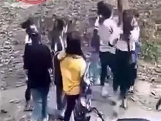 Hà Tĩnh: Nhóm nữ sinh hẹn đánh nhau để giải quyết mâu thuẫn