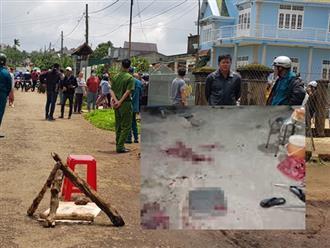 Án mạng kinh hoàng tại Lâm Đồng: Chị chạy ra đường ngã gục sau tiếng hét thất thanh, em trai tử vong trong nhà