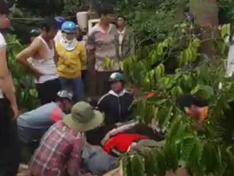 Hai thanh niên bị điện giật tử vong khi sửa máy bơm