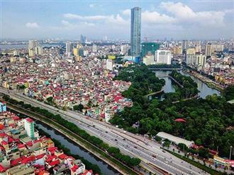Hạn chế xây thấp tầng ở Đông Anh, Gia Lâm, Long Biên