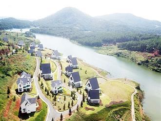 Hàng loạt công trình sai phạm 'bủa vây' thắng cảnh ở Đà Lạt