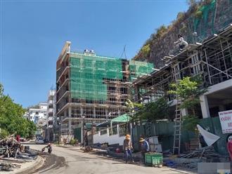 Hàng loạt sai phạm tại Khu biệt thự cao cấp ở Nha Trang
