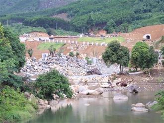 Đà Nẵng yêu cầu dừng hạng mục xây không phép tại Công viên Núi Thần Tài