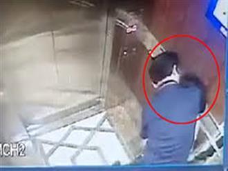 Hé lộ danh tính 'yêu râu xanh' sàm sỡ bé gái trong thang máy ở chung cư Sài Gòn