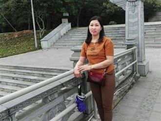 Người phụ nữ mất tích bí ẩn sau khi để lại tin nhắn 'xin lỗi bố mẹ, xin lỗi chồng con, em về với các cụ đây'