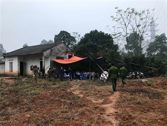Hé lộ lời nhắn cuối cùng của nghi can sát hại 2 mẹ con cô giáo ở Phú Thọ