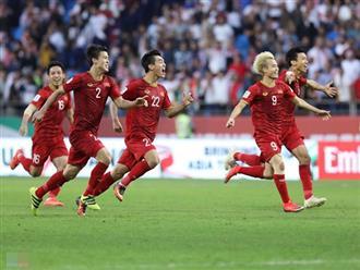 Hé lộ số tiền khủng các cầu thủ Việt Nam nhận được sau trận thắng Jordan