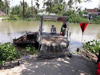 Chém vợ rơi xuống sông, chồng gọi con trai tới vớt mang về