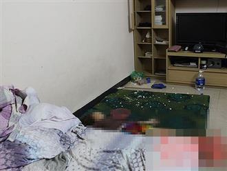 Cận cảnh hiện trường vụ án cô gái tử vong do bị ca sĩ Châu Việt Cường nhét tỏi vào miệng