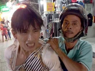 'Hiệp sĩ' ở Sài Gòn truy đuổi tên cướp giật iPhone