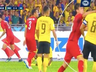 HLV Malaysia bất ngờ chê Việt Nam 'đá xấu', cấm học trò trả đũa nếu bị khiêu khích