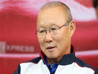 HLV Park Hang Seo rơi nước mắt nói về những đứa con U23 Việt Nam