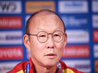 """HLV Park Hang Seo: """"Tuyển Việt Nam không chỉ biết phòng ngự"""""""