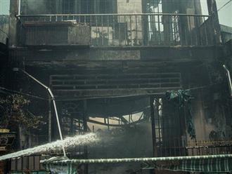 Hỏa hoạn ở TP Mỹ Tho: Hỗ trợ 7 gia đình có nhà bị cháy
