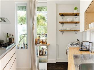 Học ngay cách thiết kế nhà bếp vừa đầy đủ chức năng mà vẫn đẹp và thời trang