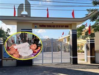 'Hỏi cung' học sinh sau sự việc phạt tát 231 cái, TS Vũ Thu Hương: 'Hiệu trưởng nên từ chức'