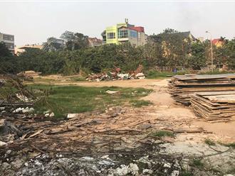 """Hơn 4.000 m2 """"đất vàng"""" dự án AIC Xuân Đỉnh đã bỏ hoang 9 năm"""