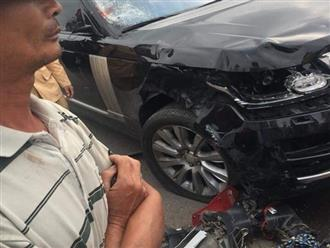 Hưng Yên: Chồng tử vong, vợ nguy kịch sau khi va chạm với xe Range Rover