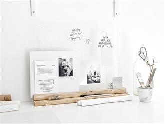 Hộp lưu trữ - đồ vật ai cũng muốn có trên bàn làm việc tại nhà