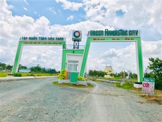"""Huyện Bình Chánh vào cuộc vụ đất KCN An Hạ nghi bị """"xẻ thịt"""" phân lô, bán nền"""