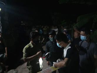 Bình Dương: Nghi án giết người rồi mang xác bỏ trong bồn nhựa, đổ bê tông lên để phi tang