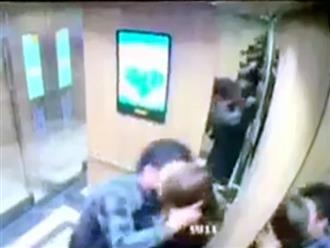 """""""Kẻ biến thái"""" sàm sỡ nữ sinh trong thang máy bị xử phạt… 200 nghìn đồng!"""