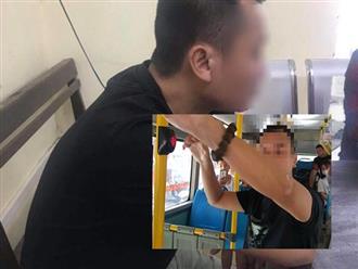 Kẻ biến thái 'tự xử' cạnh nữ sinh cấp 2 trên xe buýt ở Hà Nội: Hé lộ thông tin mới