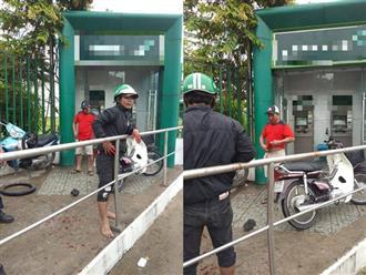 Kẻ dùng ớt trét vào mặt người dân cướp tiền ngay tại trụ ATM khai gì?