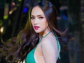 Chưa thể lập tức về nước, đây là kế hoạch của Hương Giang sau khi đăng quang Hoa hậu Chuyển giới Quốc tế 2018