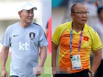 Truyền thông quốc tế hết lời khen Olympic Việt Nam và huấn luyện viên Park