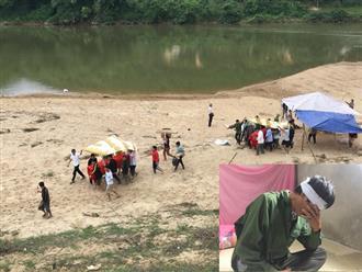 Vụ 3 nam sinh đuối nước ở Hà Tĩnh: Quặn lòng cảnh người thân khóc ngất bên quan tài