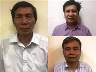 Khởi tố loạt cựu lãnh đạo VEAM