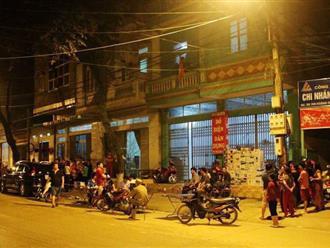 Khởi tố vụ chồng giết vợ là phó khoa sản bệnh viện Lào Cai