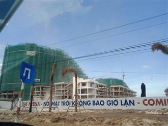Không có giấy phép vẫn ngang nhiên xây hàng nghìn căn hộ condotel