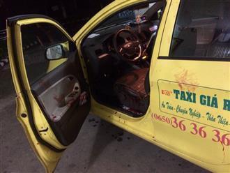 Không đồng ý chở taxi dẫn đến đánh nhau, một người bị đâm tử vong