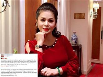 Nhân ngày 8/3, bà Lê Hoàng Diệp Thảo chia sẻ điều bất ngờ trên trang cá nhân