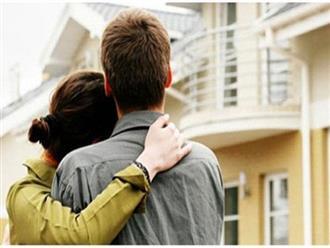 Không góp tiền mua nhà, vợ muốn đứng tên trong Sổ đỏ có được không?