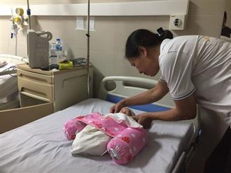 Kỳ tích trẻ chào đời sau 3 tháng sống trong bụng mẹ hôn mê