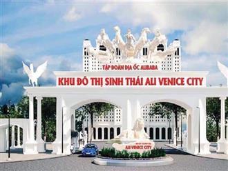 """Lại thêm một dự án """"ảo"""" của Alibaba tại Bình Thuận"""