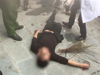 Lào Cai: Ăn trộm bó đào Tết, nam thanh niên bị đánh tử vong